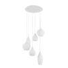 Soft Ideal Lux Lampadario Moderno 6 luci