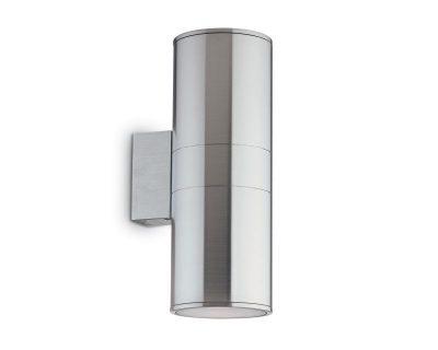 gun-ideallux-applique-luce-diretta-e-indiretta-alluminio