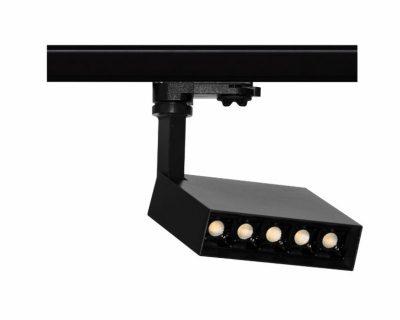 nice-beneito -proiettore-led-a-soffitto-nero