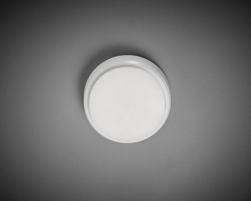 Plafoniere Rotonde Da Soffitto : Double vivida plafoniera led illuminazione per esterni