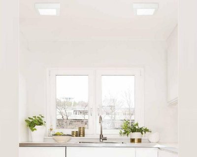 plafoniera-led-bianca-quadrata-conveniente-easy-forlight