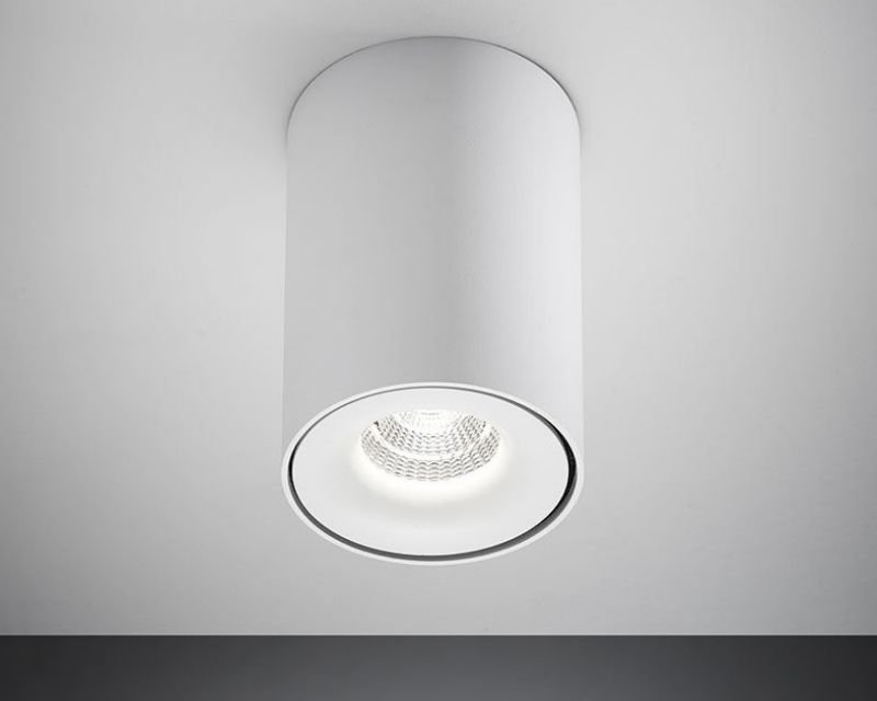 Plafone-led-Bianco-a-cilindro-Cyber