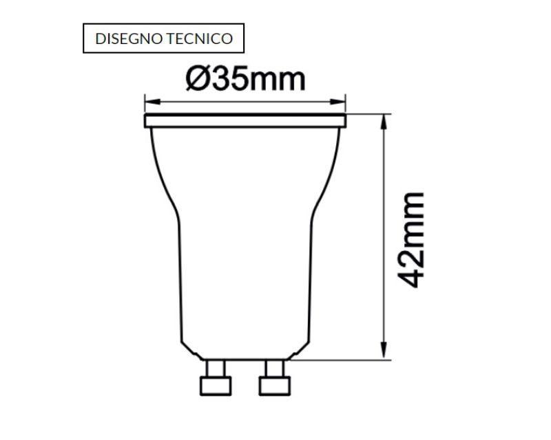 lampadina-led-4w-beneito-faure-tecnica