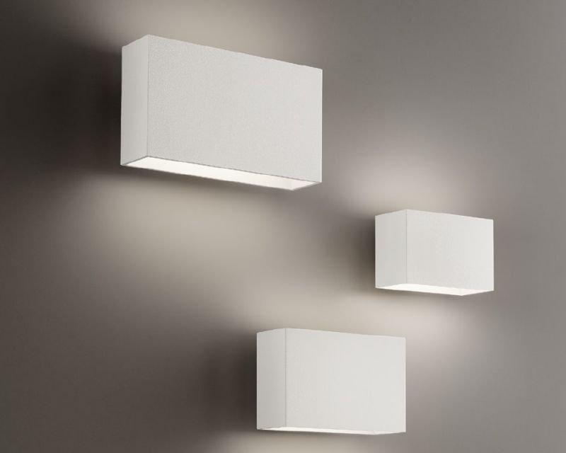minimal 2 antealuce applique plafoniera led. Black Bedroom Furniture Sets. Home Design Ideas