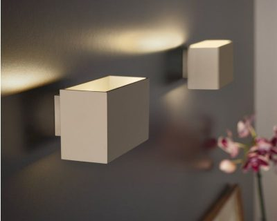 Contemporary wall light aluminum led ip bold modular