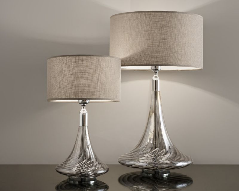 Noa antealuce lampada da tavolo classica ambra oro - Lampada da tavolo classica ...