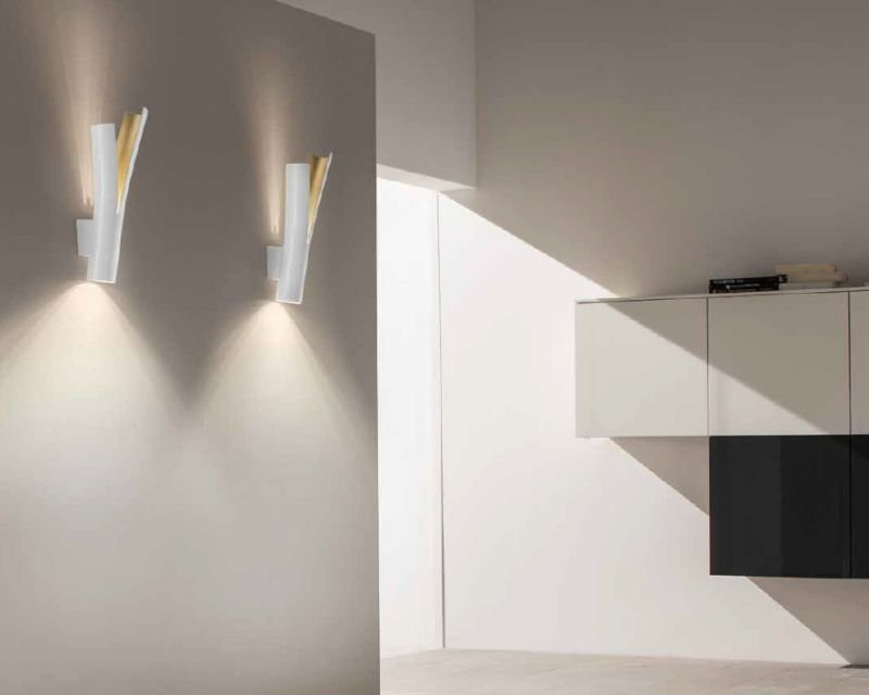 Olmo sil lux applique led di design - Applique di design ...