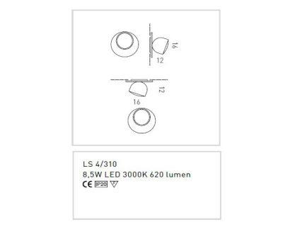pix-sil-lux-applique-led-di-design-orientabile-tecnica
