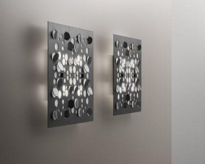 Plafoniera Quadra Led 108 : Framing antealuce plafoniera led di design lightinspiration
