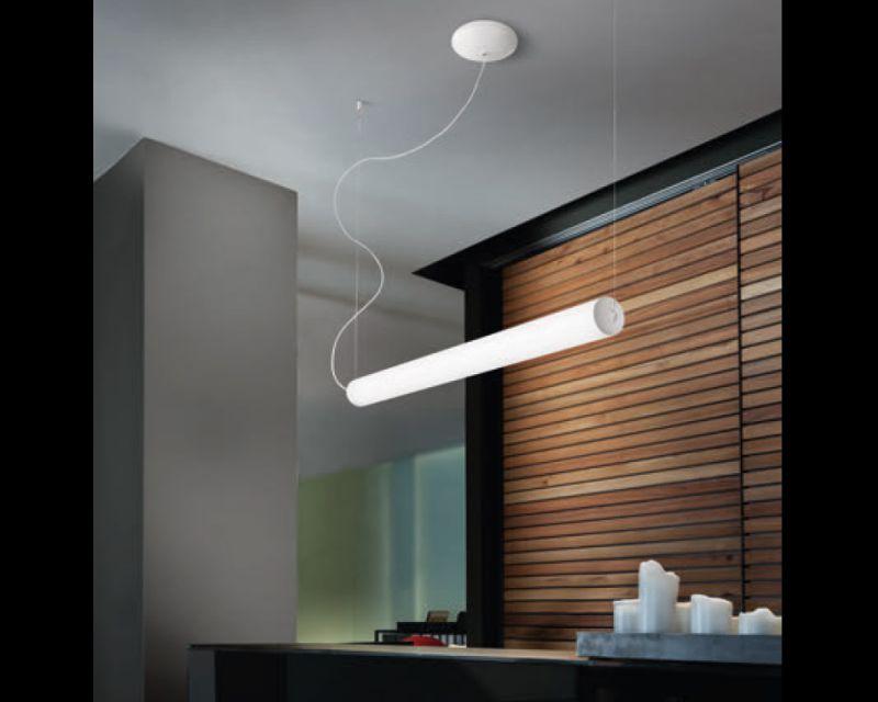 Tu o linealight sospensione led moderna lightinspiration.it
