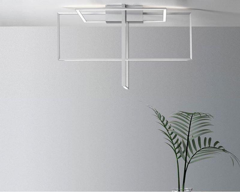 Plafoniere Da Soffitto Di Design : Area sforzin plafoniera led di design lightinspiration.it