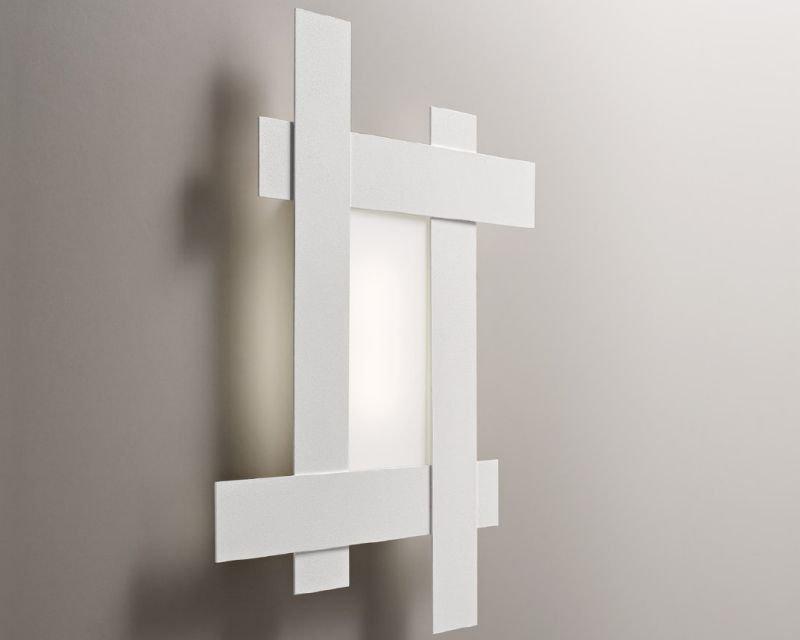 Framing antealuce plafoniera led di design - Applique di design ...