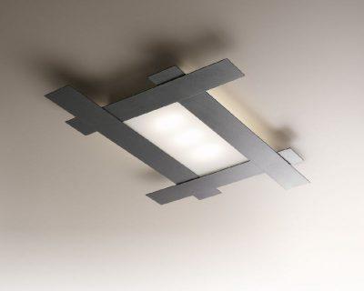 framing-antealuce-plafoniera-led-di-design-nera
