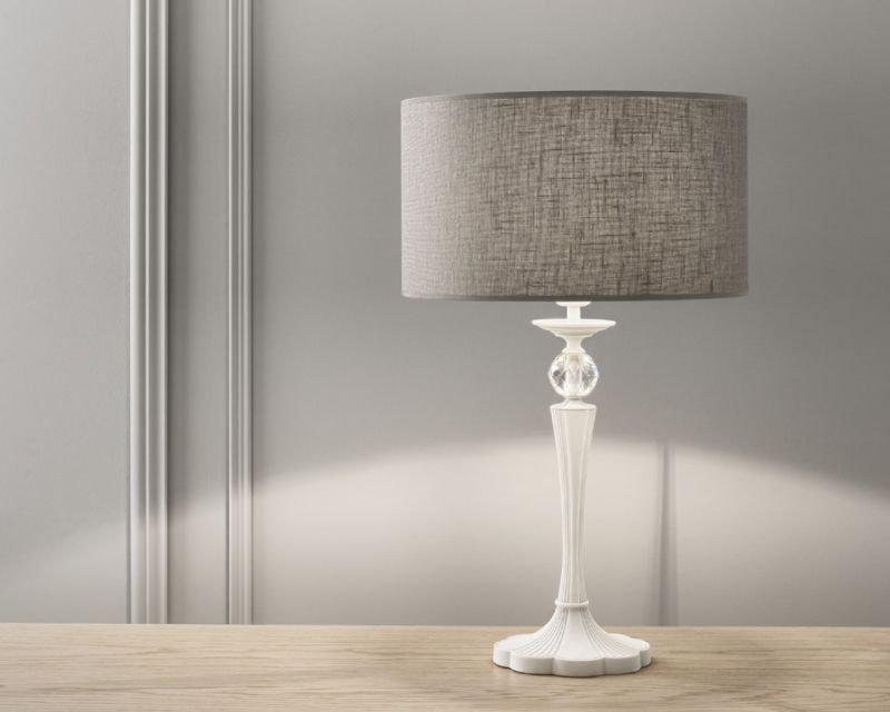 Maggie antealuce lampada da tavolo classica - Lampada da tavolo classica ...