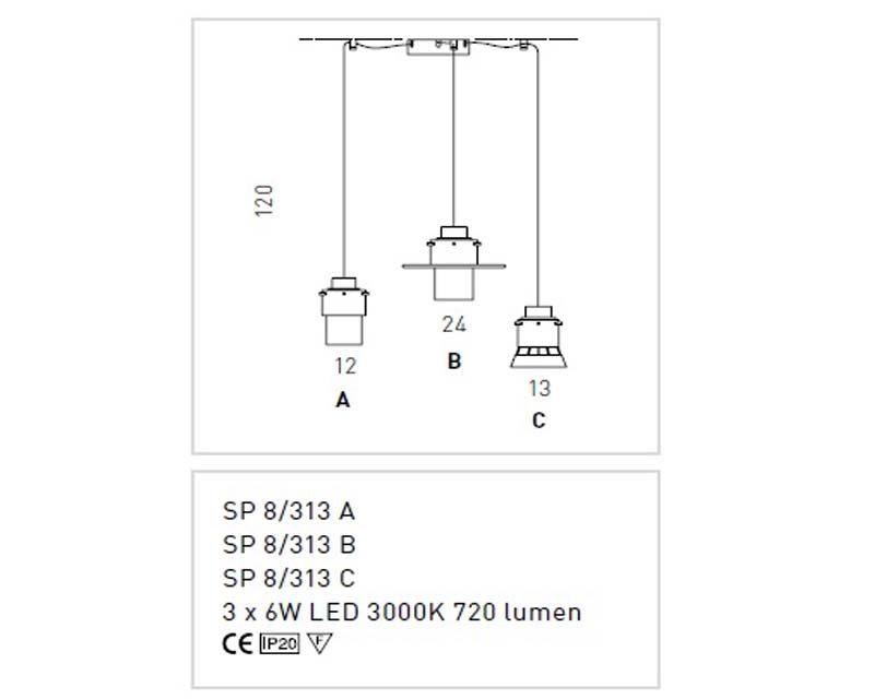 tre-grazie-sospensione-led-industrial-chic-tecnica-3luci