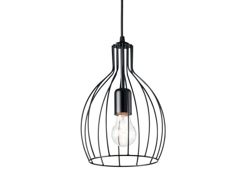 ampolla-idealux-lampadario-in-metallo-stile-industriale