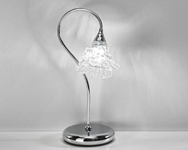 Magnolia antealuce lampada da tavolo classica - Lampada da tavolo classica ...