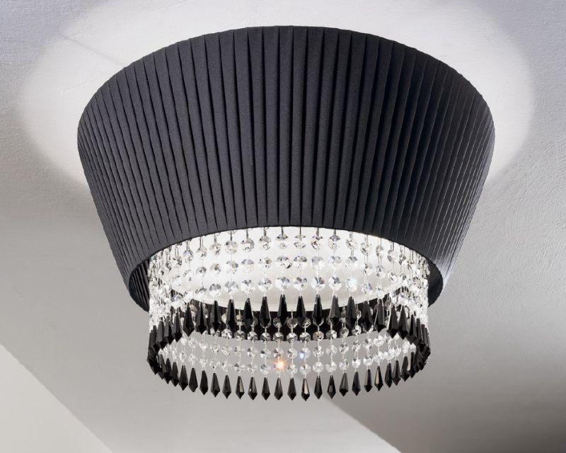 Plafoniere In Cristallo A Soffitto : Paolina antealuce lampada a soffitto classica lightinspiration