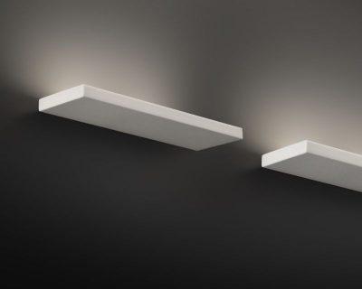 Plana antealuce lampada da parete led moderna lightinspiration.it