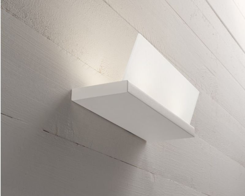 Lampade Da Soffitto A Led Moderne : Plana antealuce lampada da parete led moderna lightinspiration.it