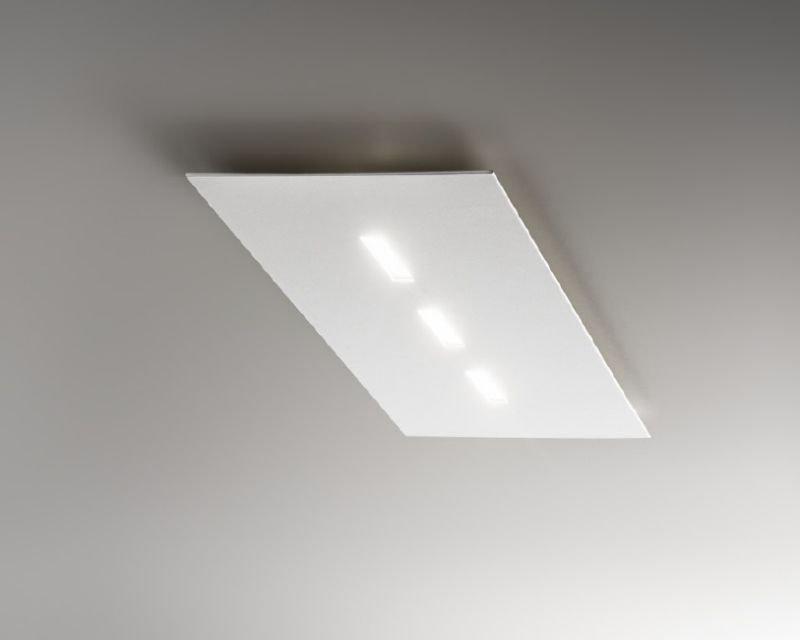 Plafoniera Led Soffitto Design : Tratto antealuce plafoniera led contemporanea lightinspiration