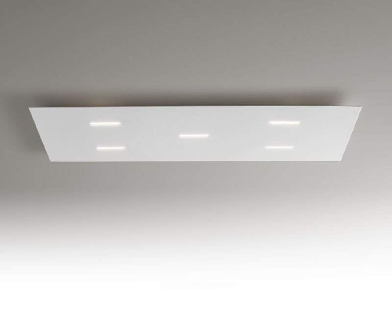 Plafoniere Led A Soffitto Moderno Dimmerabile : Tratto antealuce plafoniera led moderna dimmerabile