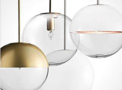 Sfere, bolle, globi… La rotondità adesso è di moda!