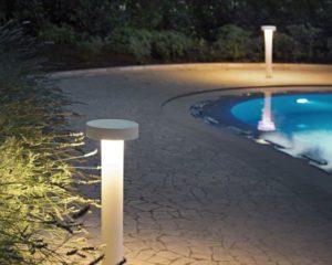 esla-ideallux-palo-per-esterno-giardino
