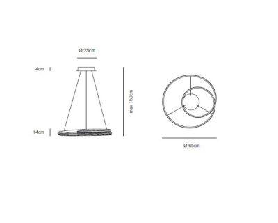 circuit-lampadario-led-contemporaneo-tecnica