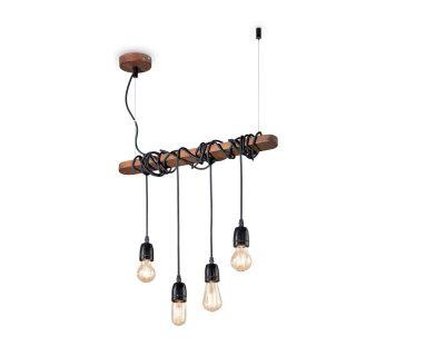 electric-ideallux-lampadario-country-3-luci