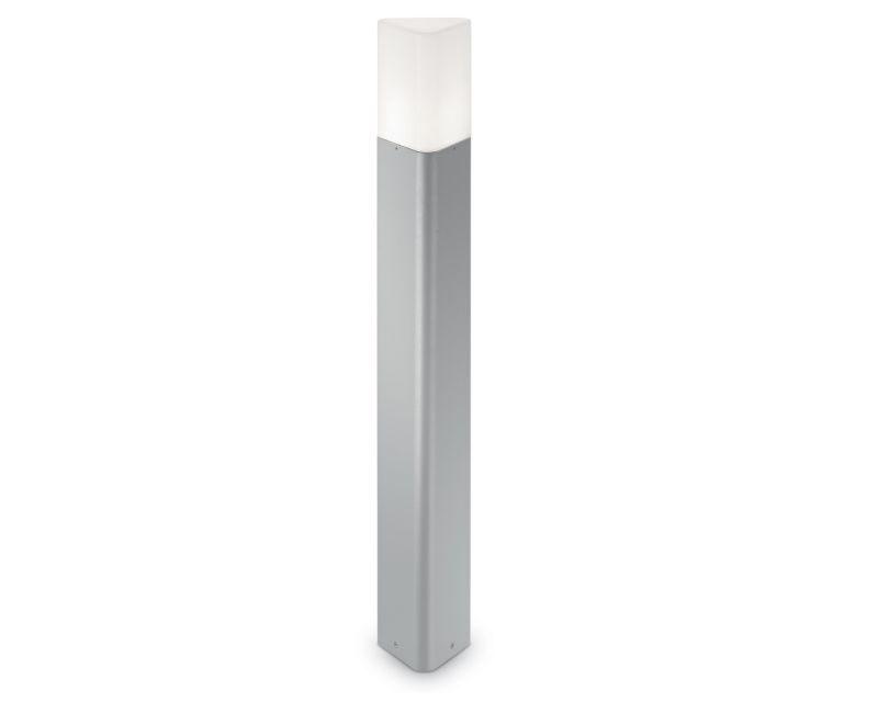 pulsar-ideallux-palo-per-esterno-grigio