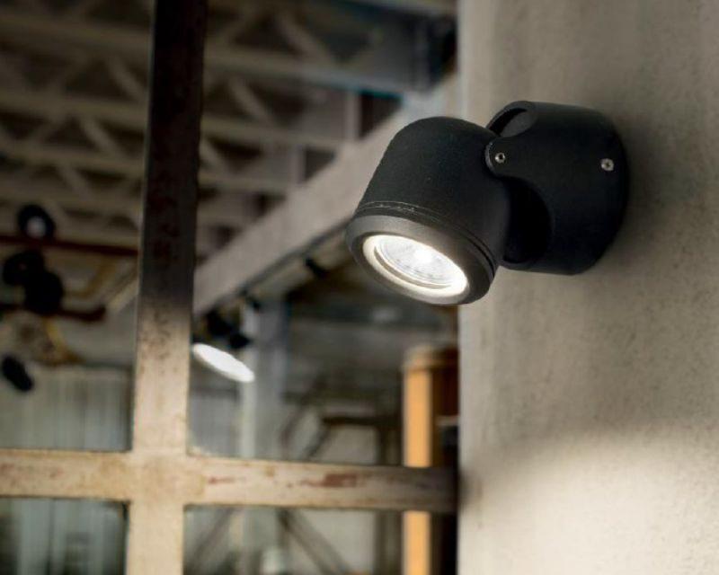 Lampade Da Parete Per Esterni : Xeno ideal lux lampada da parete per esterni lightinspiration