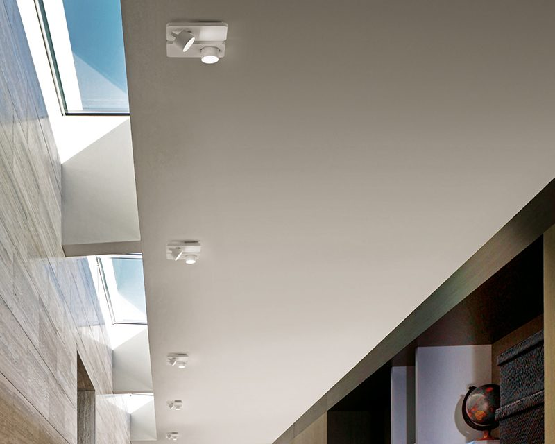 Plafoniere Led Soffitto : Beebo lampada da soffitto led linea light lightinspiration