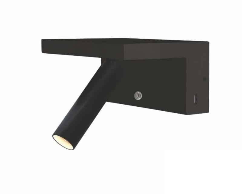 beam-beneito-applique-orientabile-nero