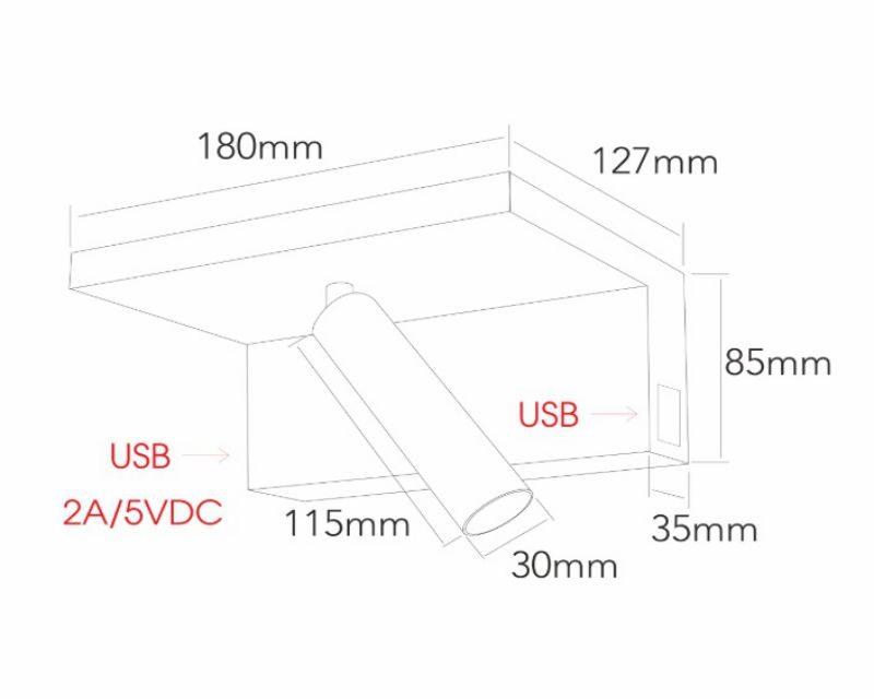 beam-beneito-applique-orientabile-tecnica