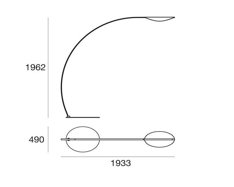 diphy-piantana-led-linealight-tecnica