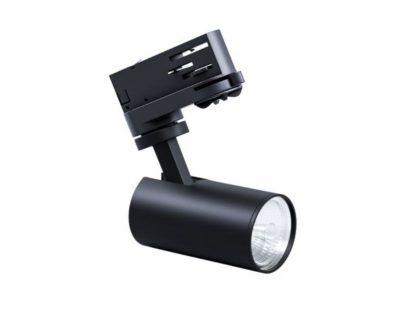 picolo-beneito -proiettore-led-per-binario-colore-nero