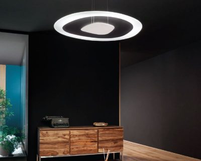 antigua-l-linealight-lampadario-led-bianco-di-design