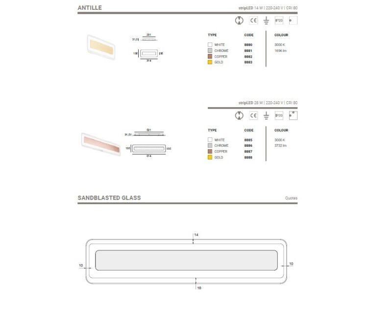 antille-linealight-applique-led-tecnica