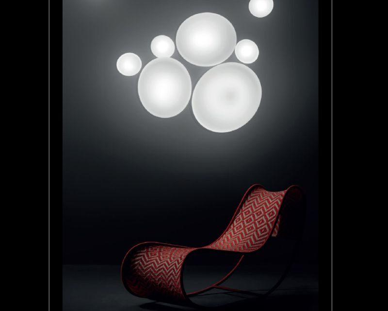 Dynamic ma de lampada a soffitto led moderna lightinspiration