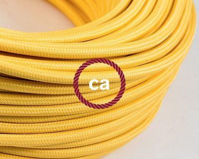 cavo-elettrico-rotondo-rivestito-in-tessuto-effetto-seta-tinta-unita-giallo-rm10