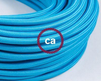 cavo-elettrico-rotondo-rivestito-in-tessuto-effetto-seta-tinta-unita-turchese-rm11