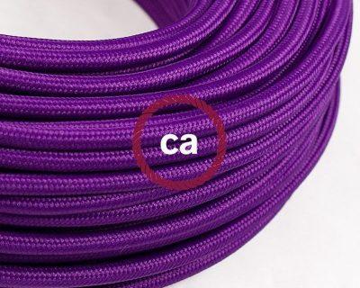 cavo-elettrico-rotondo-rivestito-in-tessuto-effetto-seta-tinta-unita-viola-rm14