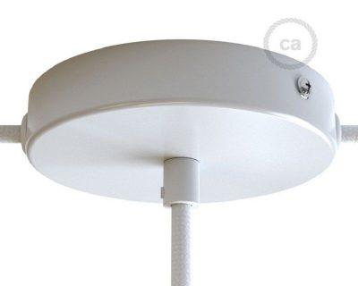 kit-rosone-in-metallo-bianco-120-mm-foro-centrale-e-2-laterali-con-serracavo-cilindrico-completo-di-accessori