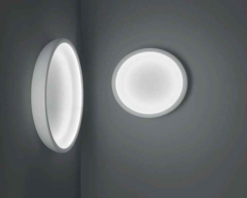 Plafoniere Led A Soffitto : Reflexio ma de lampada a soffitto led moderna lightinspiration