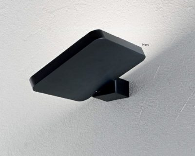 flap-ideallux-lampada-da-parete-rotonda-nero
