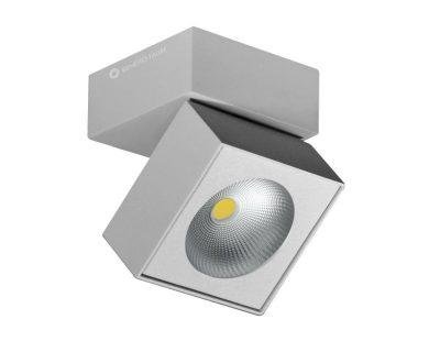 rubyc-beneito-plafone-led-orientabile-grigio