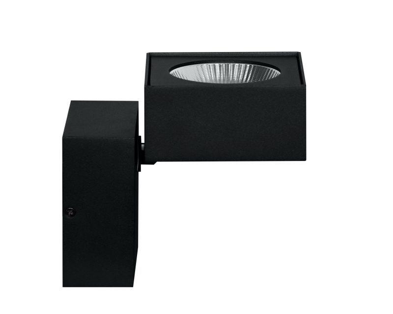 rublk-beneito-plafone-led-quadrato-orientabile-nero