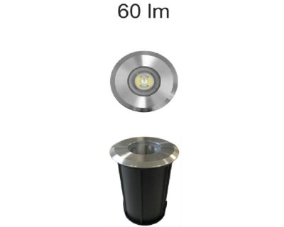 optic-inoX-2w 100-240v-35-led-bridgelux-beneito-faure-faretto-led-da-incasso-per-esterni