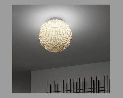 ball-ceiling-lampada-vetro-soffiato-da-soffitto-sforzin-crema